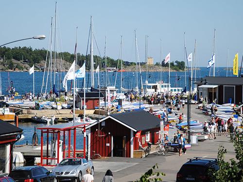 Arkösunds archipelago