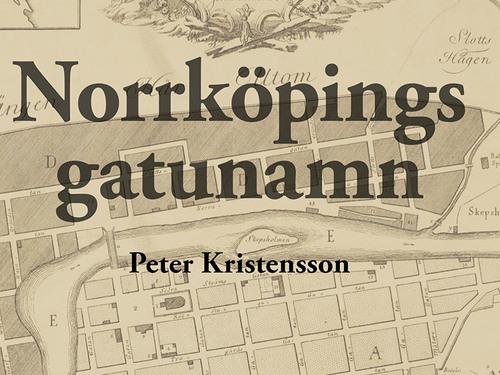Norrköpings Gatunamn - Guidning