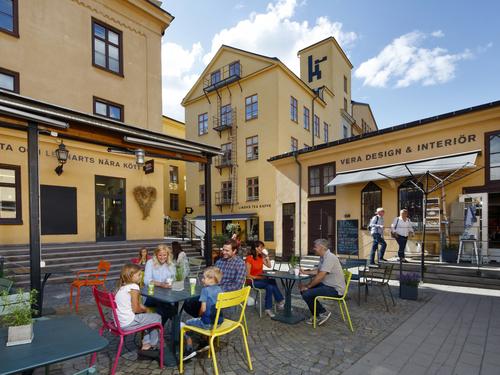 Knäppingsborg quarter